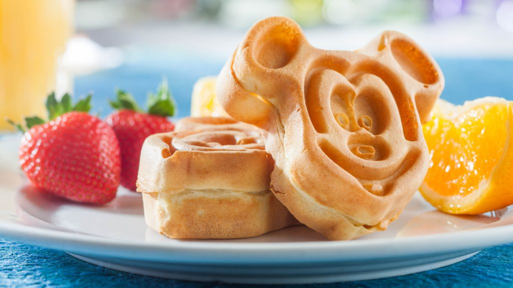 Free Dining at Disney